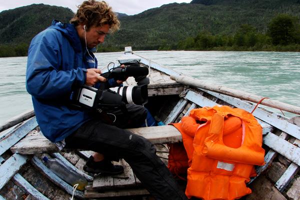 belgesel film çekimi
